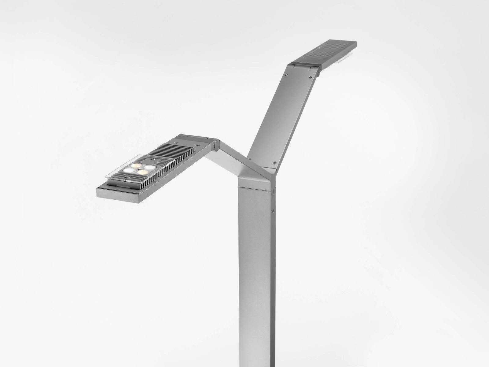 Linear floor twin lampe de bureau led