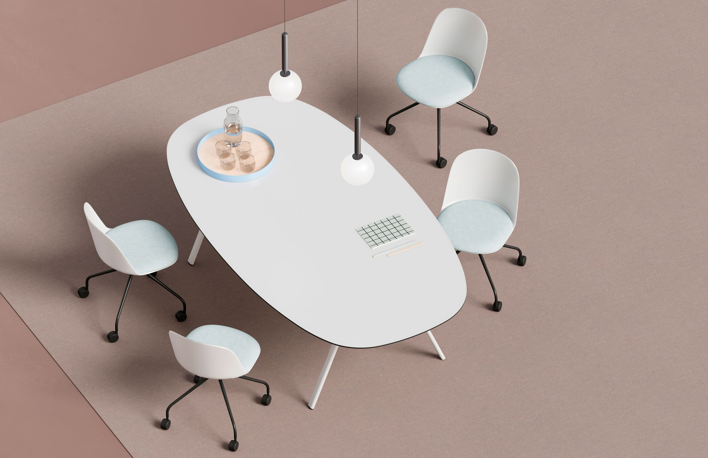 Bureau mural rabattable modèles pour petits espaces