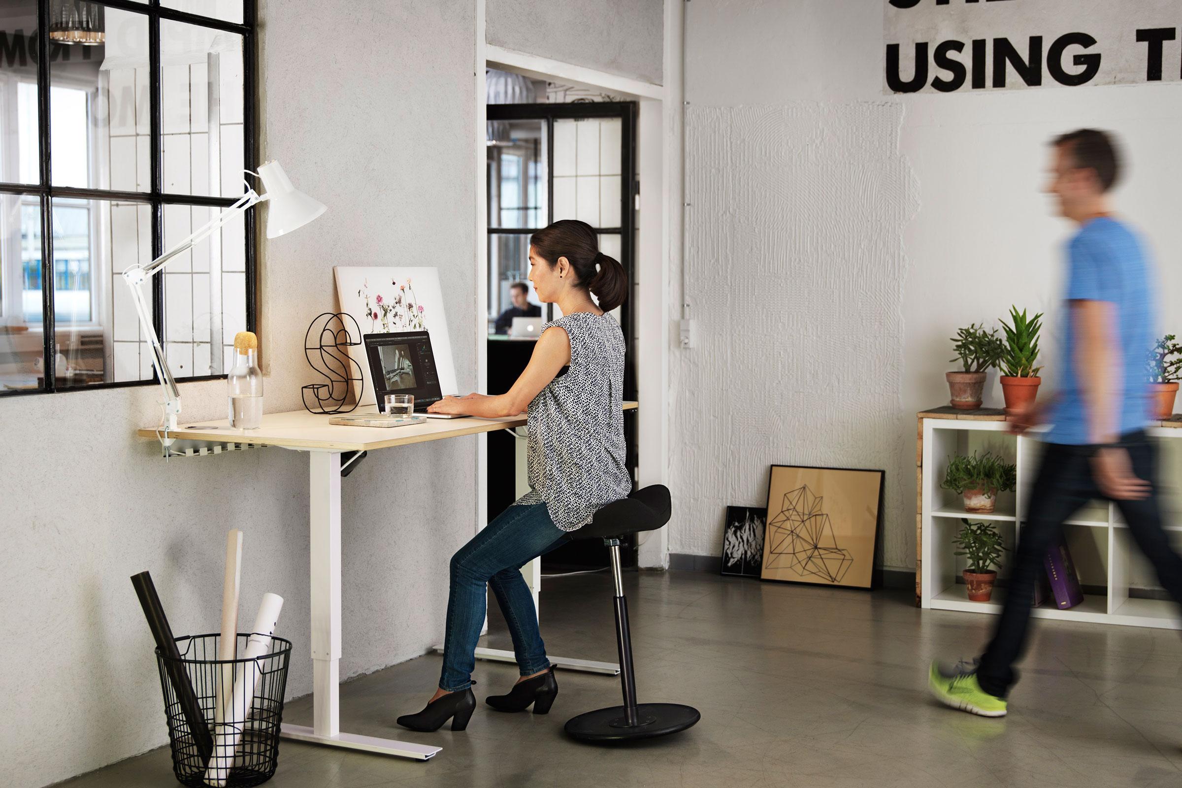 Move™ tabouret ergonomique pour travailler assis ou debout