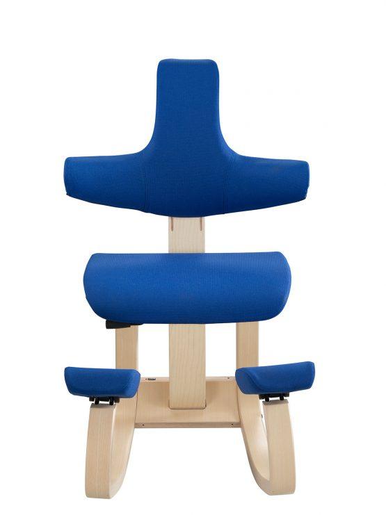 Thatsit balans chaise assis genoux ergonomique for Chaise ergonomique assis genoux