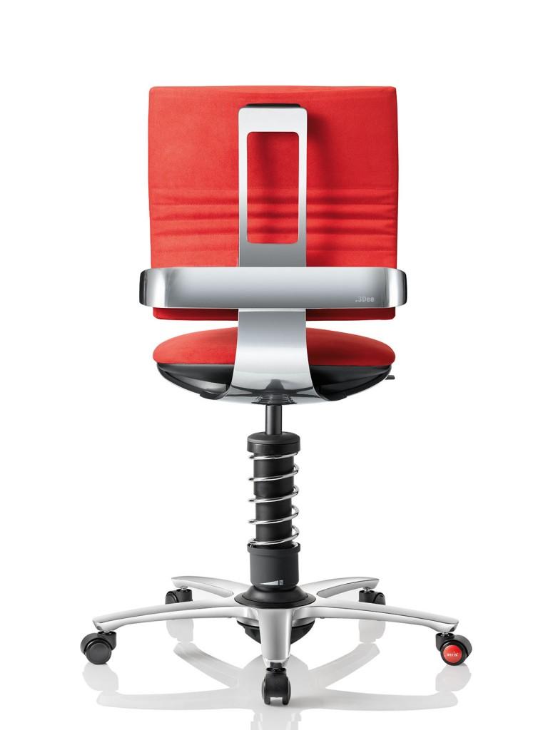 3dee la chaise de bureau ergonomique la plus innovante for Le monde de la chaise